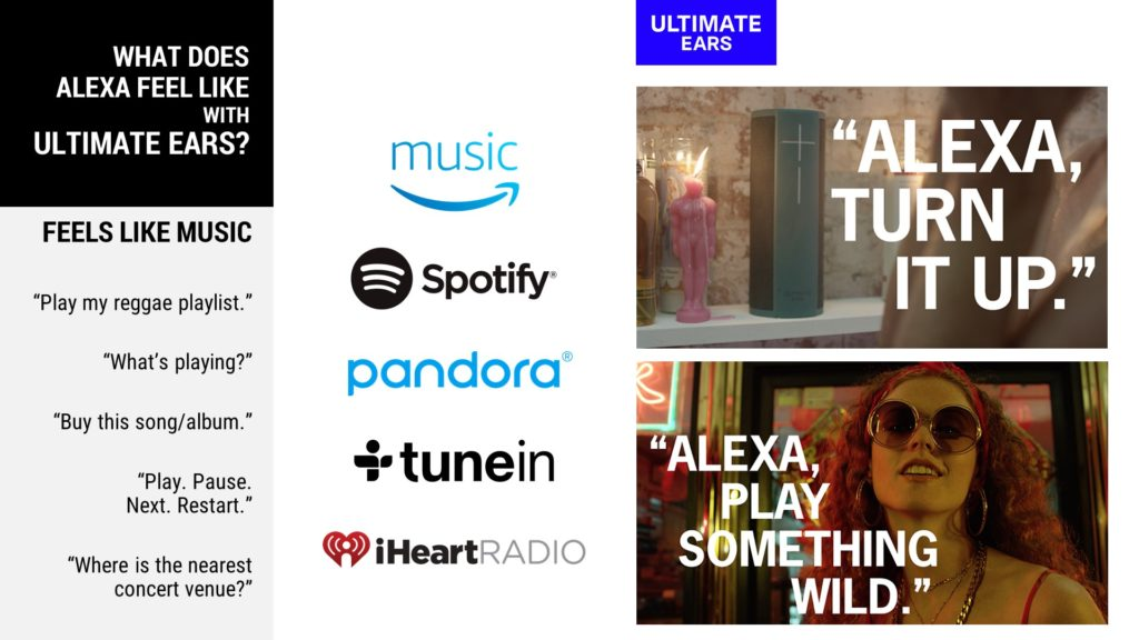 Ultimate Ears PowerPoint Slide Five